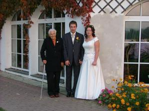 my a davího babička