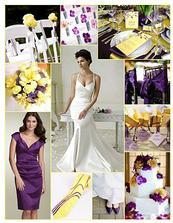 moja oblubena kombinacia fialovo zlta :)
