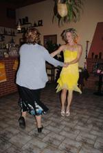 ..taneční nadání po mamince...takže zde spolu:-))
