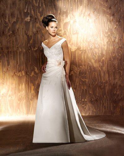 Meky - svadobné šaty2