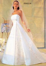 Meky - svadobné šaty 5