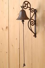 """TAkýto krásny zvonček už pár ľudí na """"streche"""" má...možno ho raz budem mať aj ja..."""