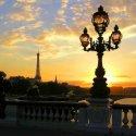 pojde sa aj na par dni do pariza..