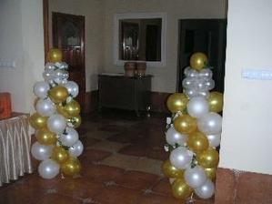 nejaka balonova vyzdoba...moze byt sranda pre decka...