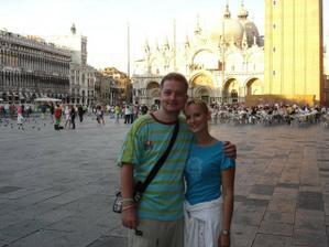 Zasnoubení proběhlo v Benátkách