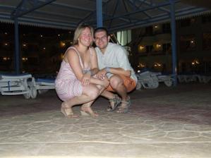 svatební cesta Egypt :-)