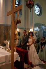 krasne chvile pred oltarom ..