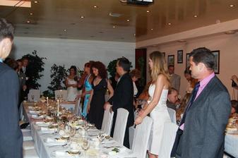 zaciatok svadobnej hostiny