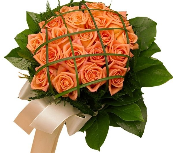 Pripravy na moju svadbu - Tak paci sa mi oranzova farba pre kyticu, ale mozno trochu jemnejsia.