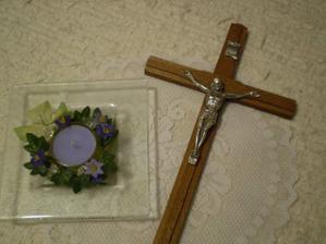 Na tento krížik si budeme sľubovať vernosť