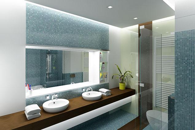 Ako si staviame sen - inšpirácie na kúpelňu - Obrázok č. 307