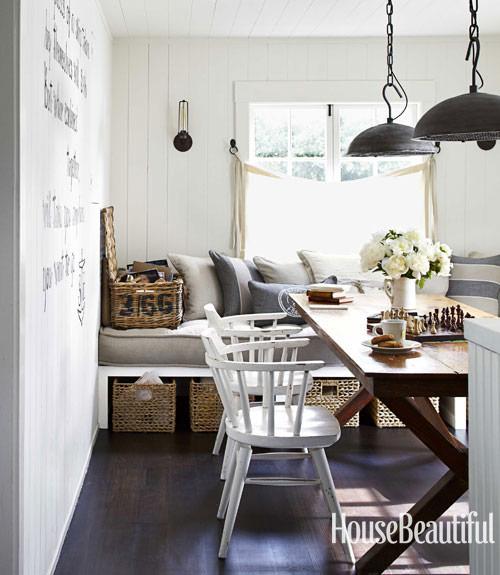 Drevo a biela v kuchyni - Obrázok č. 32
