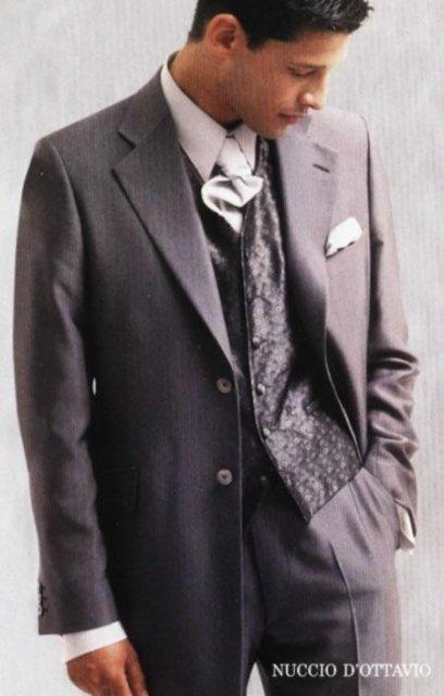 M & W - Naše pripravy na deň D - Inšiprácie - Oblek pre môjho milého C