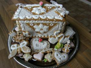 Místo dortu od Fischerů:-)