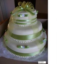 Náš hlavní dort.