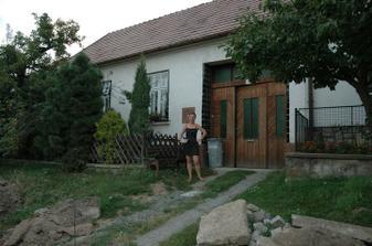 náš dům po nastěhování