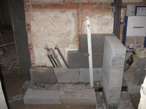 výstavba koupelny