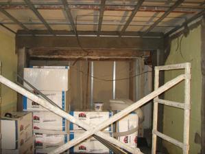 Upgrade stropu-rákos už nefrčí...