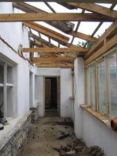 Bývalá veranda