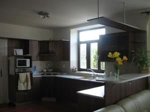 Naše hotová kuchyň