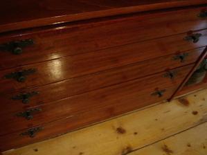 podlaha renovovaná