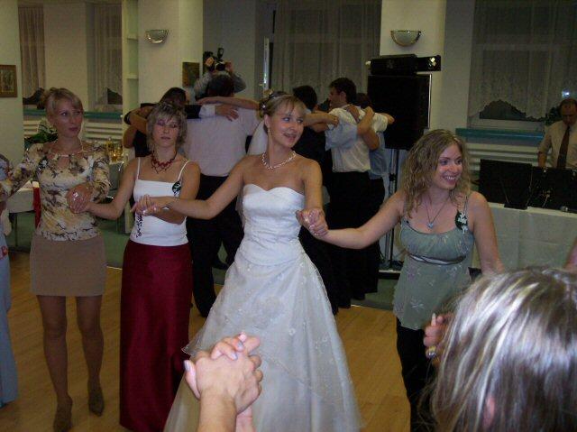 Lenka{{_AND_}}Martin - tanec s nevestou a ženíchom