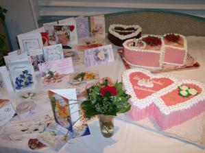 časť svadobnných tort