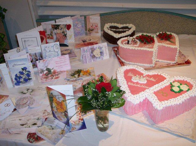 Lenka{{_AND_}}Martin - časť svadobnných tort