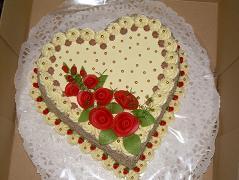 dort pro manželovu maminku