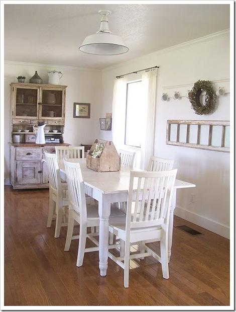 Drevo a biela v kuchyni - Obrázok č. 77