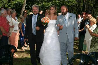 Pravý tatínek zprava, levý tatínek zleva...a dohodli jsme se...