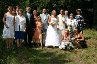 Rodinné foto!