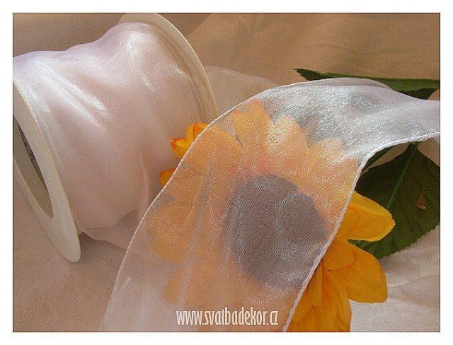 Květnová svatba 3.5.2008 - Pet'a a Míša - stužka na autíčka
