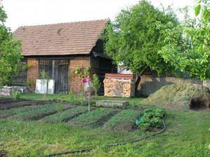 naša záhradka