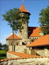 místo obřadu -  hrad Hněvín, Most 13. 10. 2007
