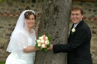 Romantika u stromu :-D