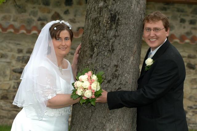 Ivanka{{_AND_}}Pavlík - Romantika u stromu :-D