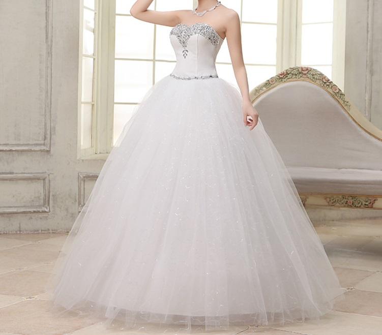Výpredaj svadobný šiat - LEN 95€ - Obrázok č. 6