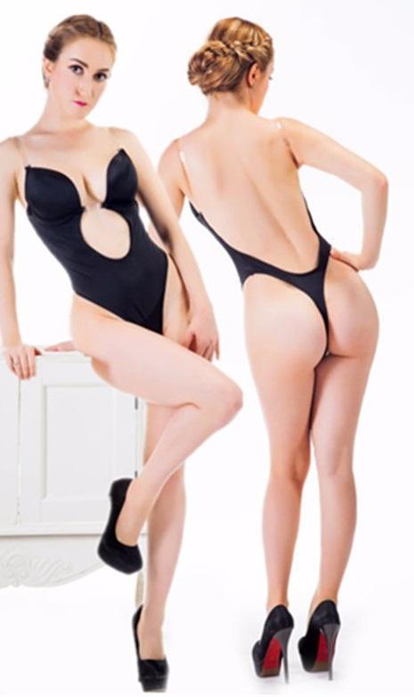 Inšpirácia pre budúce nevesty - objednávka pre nastávajúce nevesty - K nim špeciálne prádlo určené pre tento typ šiat.