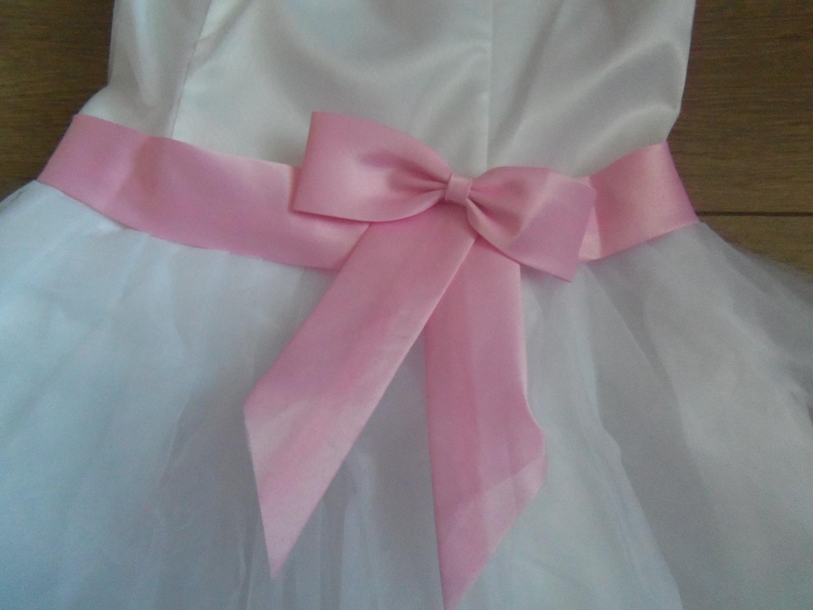 Krátke svadobné resp. po polnočné šaty - Obrázok č. 2
