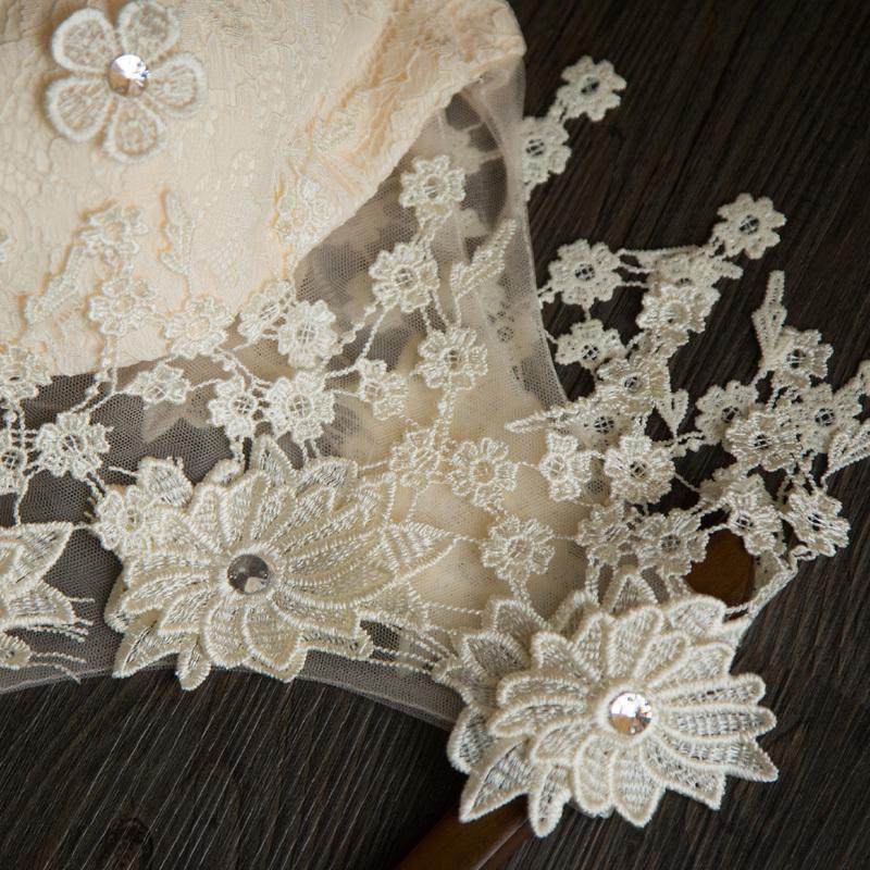 Krátke svadobné/popolnoč. šaty-8 veľkostí-2 farby - Obrázok č. 3