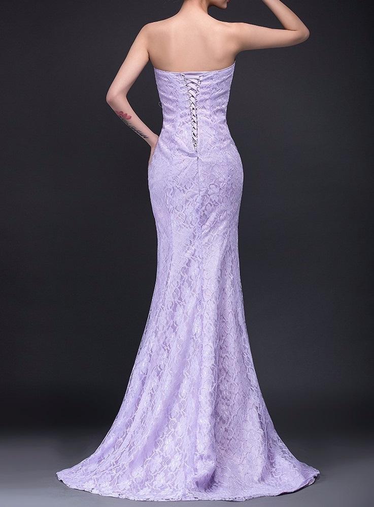 Dlhé svadobné šaty-4 veľkosti,3 farby,2 prevedenia - Obrázok č. 3