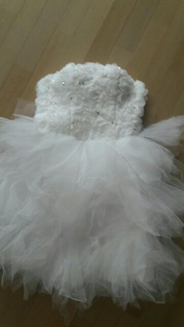 Krátke svadobné/popolnoč. šaty-5 veľkostí - Obrázok č. 2