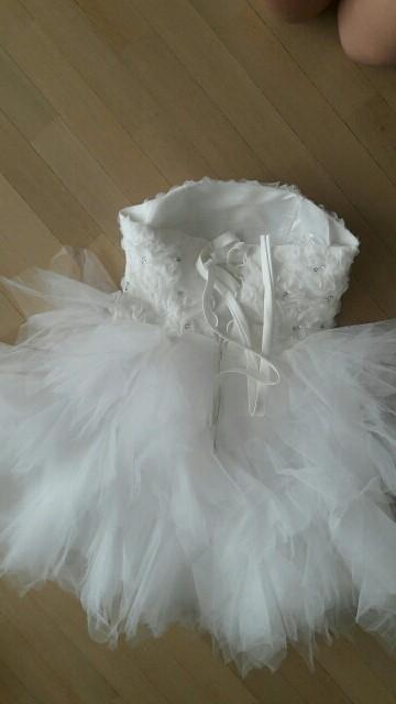 Krátke svadobné/popolnoč. šaty-5 veľkostí - Obrázok č. 4