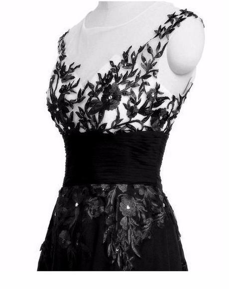 Dlhé spoločenské šaty - 7 veľkostí, 3 farby - Obrázok č. 2