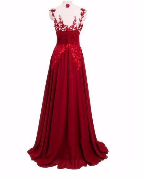 Dlhé spoločenské šaty - 7 veľkostí, 3 farby - Obrázok č. 4