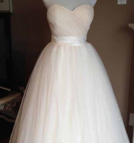 Dlhé svadobné šaty - 12 veľkostí, 3 farby - Obrázok č. 3