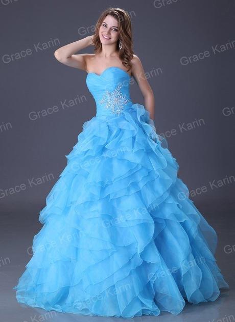Dlhé spoločenské šaty - Grace Karin - 8 veľkostí - Obrázok č. 1