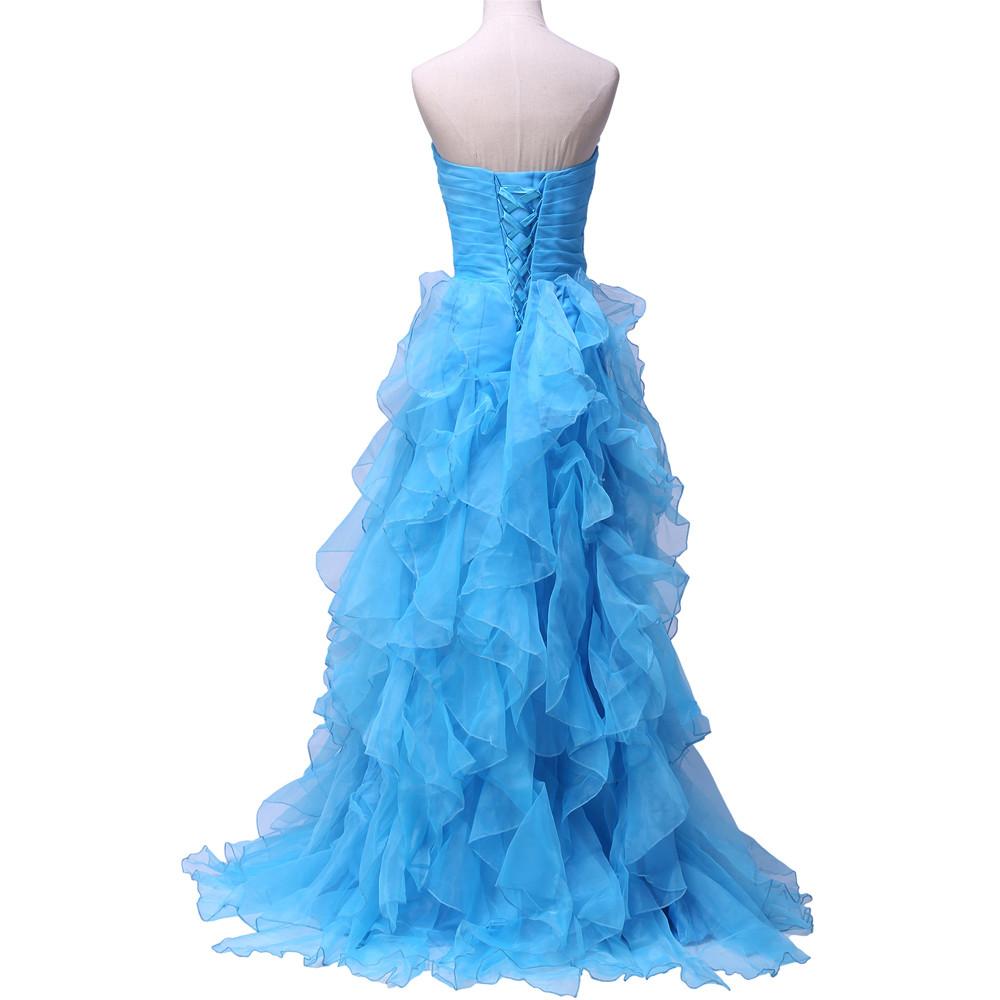 Dlhé spoločenské šaty - Grace Karin - 8 veľkostí - Obrázok č. 4