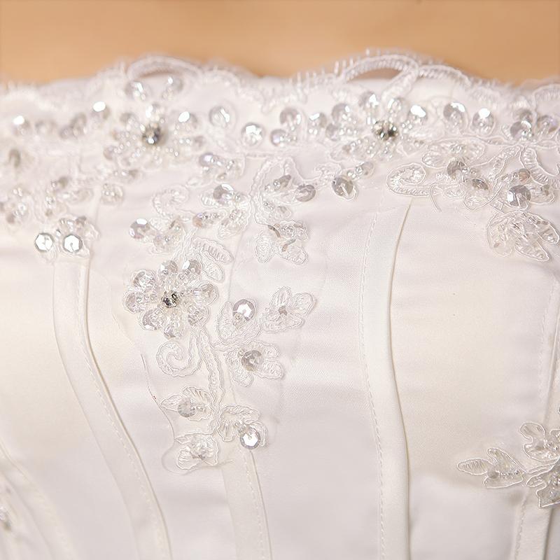 Asymetrické svadob./popol. šaty-8 veľkostí,3 farby - Obrázok č. 4